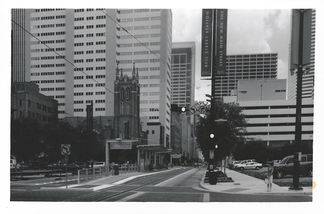 Main at Bell - Methodist - Houston Time Portal