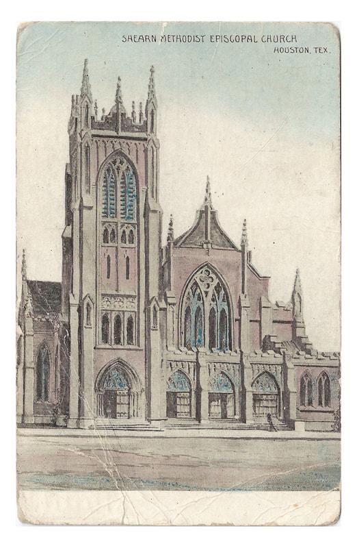 Shearn Methodist - Houston Time Portal
